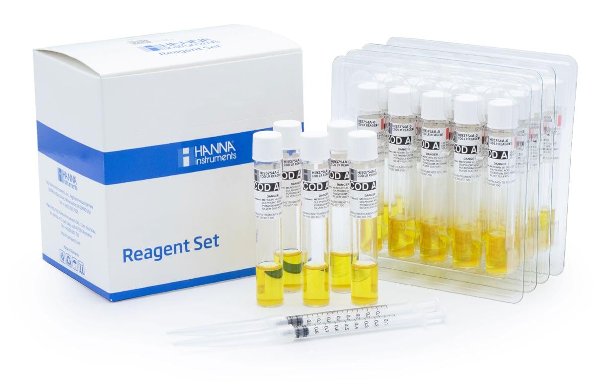 COD Low Range Reagent Vials, EPA Method - HI93754a-25