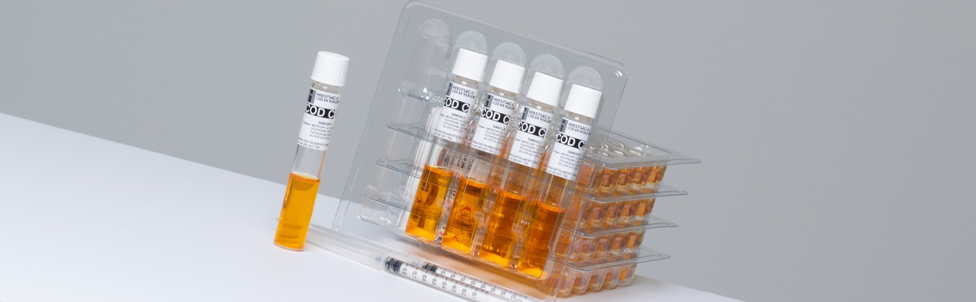 COD Reagents Packing