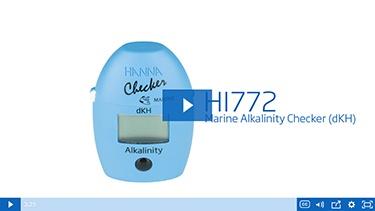 Watch the Alkalinity dKH Video
